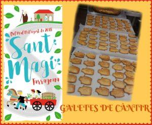 Galetes de Sant Magí